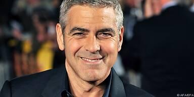 Auch Clooney ist vor Liebeskummer nicht gefeit
