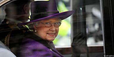 Auch Königinnen haben eine Privatsphäre