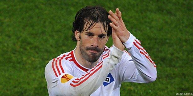 Van Nistelrooy nicht im niederländischen Teamkader