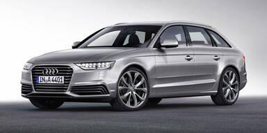 So kommt der nächste Audi A4 Avant