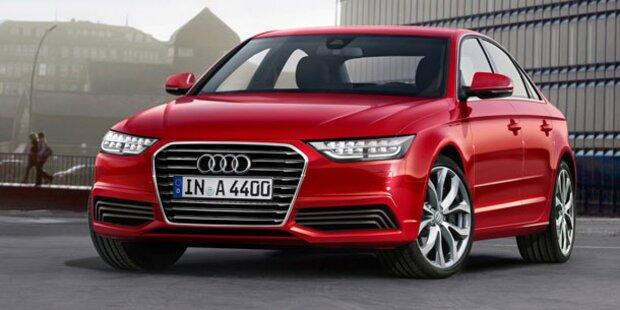 Offizielle Infos vom neuen Audi A4
