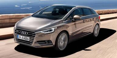 Neuer Sportvan von Audi auf A4-Basis?