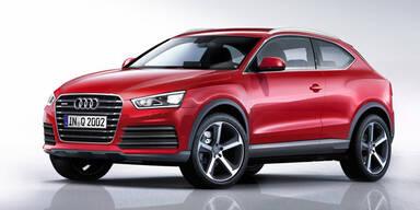 Audi bringt neuen Q2, Q4, Q6 und Q8