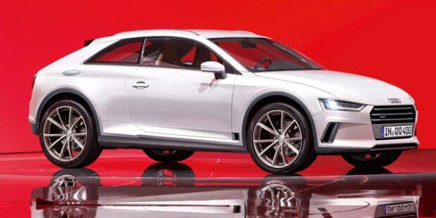 Audi bringt wieder einen Sport-Quattro