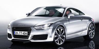 So rassig wird der kommende Audi TT