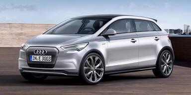 So kommt der erste Audi e-tron