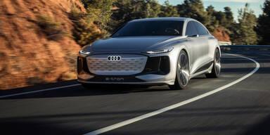 A6 e-tron: Audi zeigt elektrischen A6