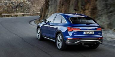 Audi greift mit dem Q5 Sportback an