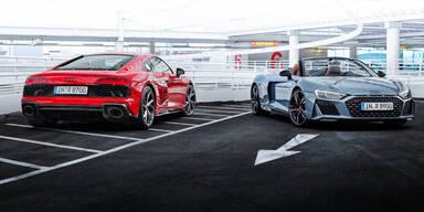 Audi macht den R8 mit Heckantrieb stärker