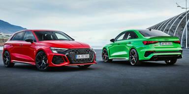 So teuer ist der völlig neue Audi RS3