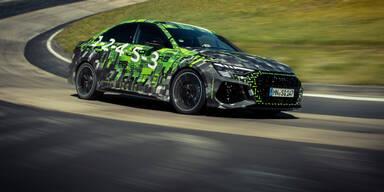 Neuer Audi RS3 ist schnellstes Kompaktauto