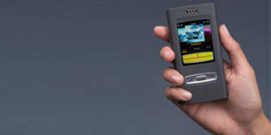 Audi zeigt neues multifunktionales Autotelefon