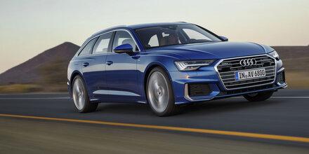 Das ist der völlig neue Audi A6 Avant