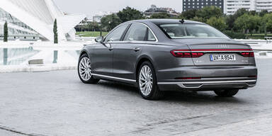 Audi hat auch beim A8 TDI geschummelt