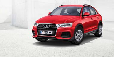 Audi greift mit dem Q3 Austria an