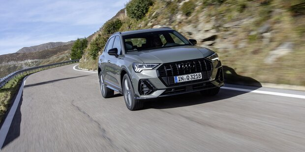 Neuer Audi Q3 startet als Sonderedition