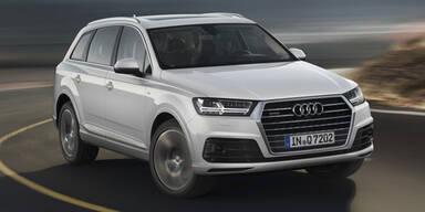 Das kostet der neue Audi Q7