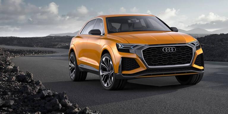 Neues SUV-Coupé: Audi bringt den Q4