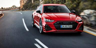 Das ist der neue Audi RS7 Sportback
