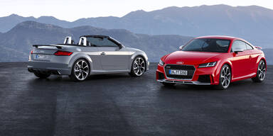 Das ist der neue Audi TT RS (Roadster)