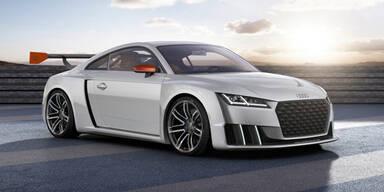 """GTI-Treffen: Audi zeigt """"Über-TT"""" mit 600 PS"""