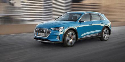 Alle Infos von Audis Elektro-SUV e-tron