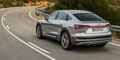 Alle Infos vom Audi e-tron Sportback