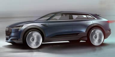 Audi Q6 e-tron: Neue offizielle Infos
