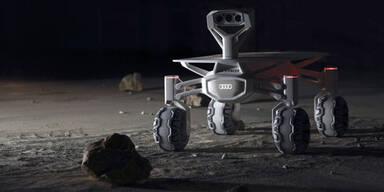 Kein Witz: Audi baut ein Mond-Auto
