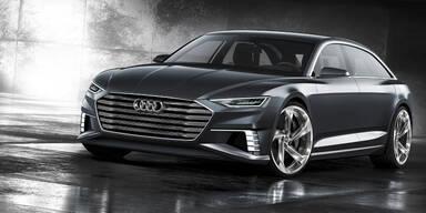 Neuer Audi A8 wird ein Hightech-Bolide