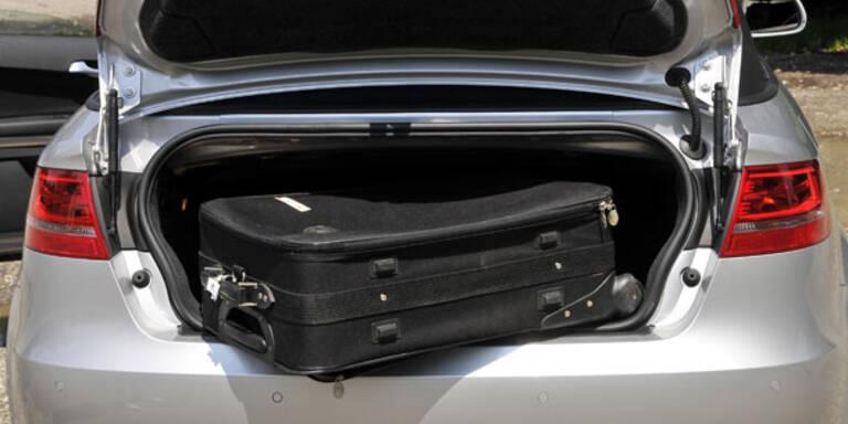 Tipps: So beladen Sie Ihr Auto richtig