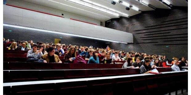 Uni-Rektor warnt vor Ende der Studiengebühren