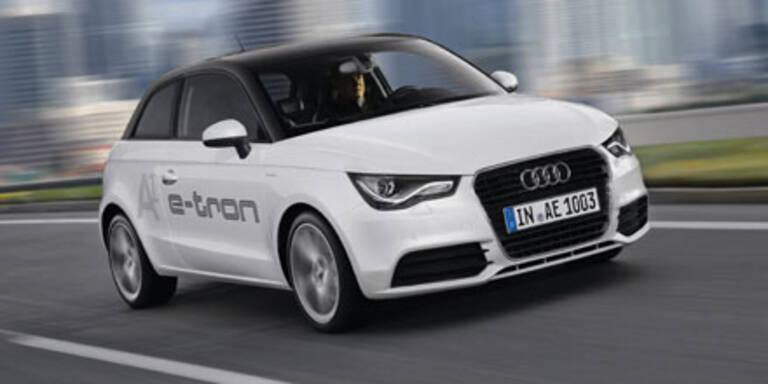 """""""Audi könnte Brücke zu E-Mobilität schlagen"""""""