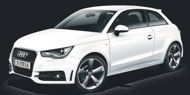 "Audi A1 Sondermodell ""Beauty & Beast"""