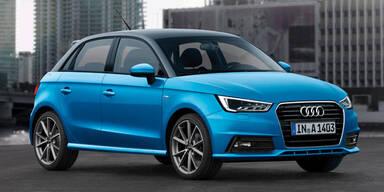 Das kostet der neue Audi A1 (Sportback)