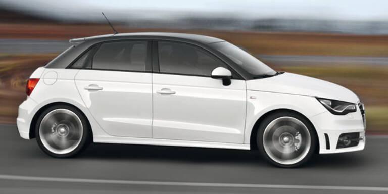 Audi A1 Sportback bei uns bereits bestellbar
