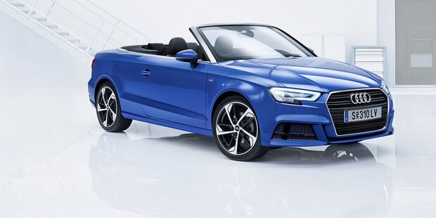 Audi verschleudert das A3 Cabrio