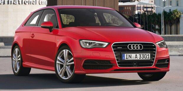 Alle Infos vom brandneuen Audi A3 (2012)