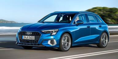 Alle Infos zum neuen Audi A3 Sportback