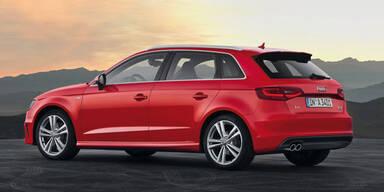 Audi stellt den neuen A3 Sportback vor