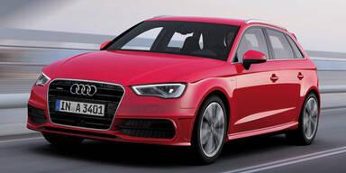 Das kostet der neue Audi A3 Sportback