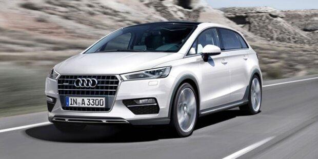 Audi bringt einen Van auf A3-Basis