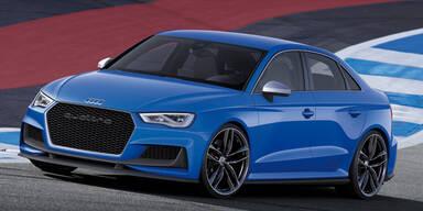 GTI-Treffen 2014: Audi A3 mit 525 PS