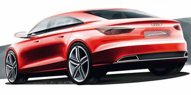 "Audi zeigt in Genf die Studie ""A3 concept"""