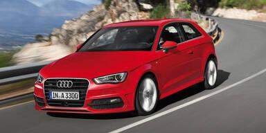 Neuer Audi A3 startet mit Sondermodellen