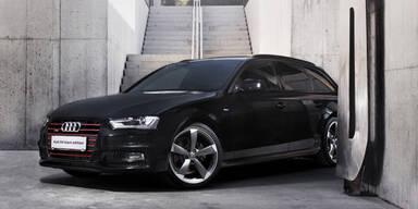 Audi bringt den A4 Avant Black Edition