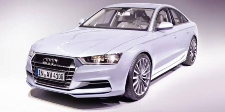 So sportlich wird der nächste Audi A4