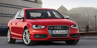 Audi verpasst dem A4 und S4 ein Facelift