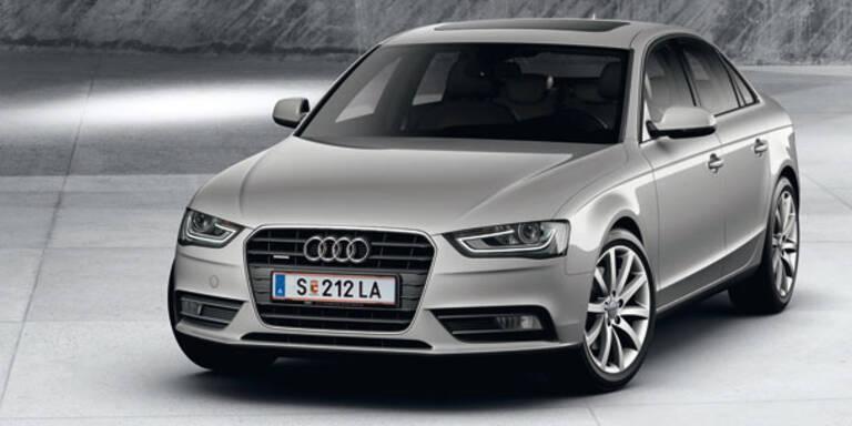 Audi wertet jetzt den A4 Style auf