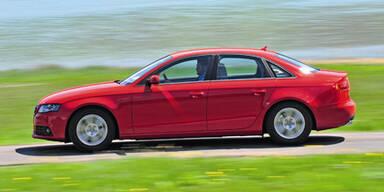 Audi bringt neue Spirtsparversion des A4